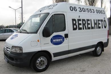 teherautó bérlés Budapest